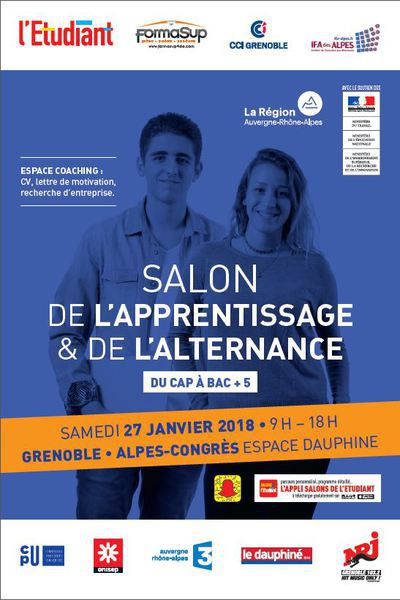 Ipac au salon de l 39 apprentissage et de l 39 alternance - Salon de chat francais ...
