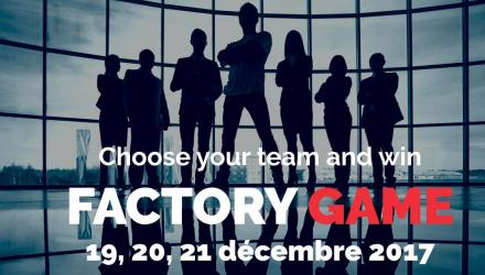 FACTORY GAME : The winner is....