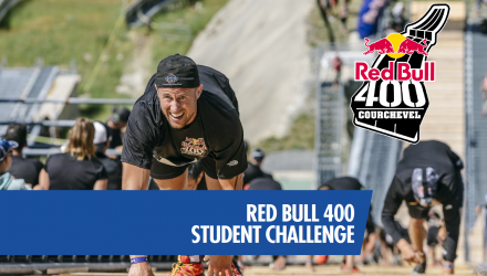 Red Bull 400 - Challenge étudiants IPAC